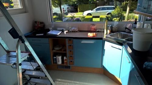 Oude Keuken Nieuwe Deurtjes : Klus in Lelystad, Keuken renovatie.