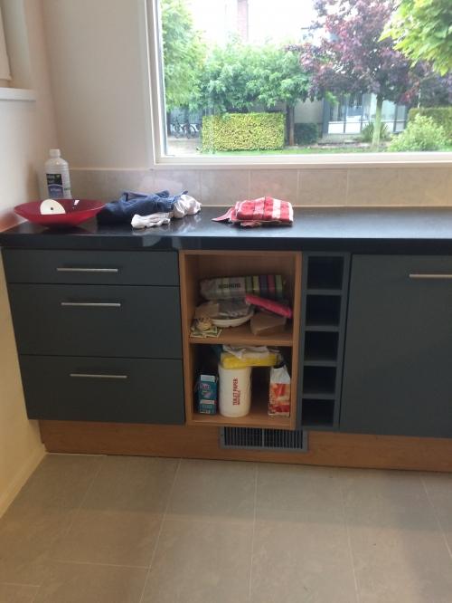Oude Keuken Nieuwe Deurtjes : klus in elspeet keuken renovatie voor na klus in putten keuken