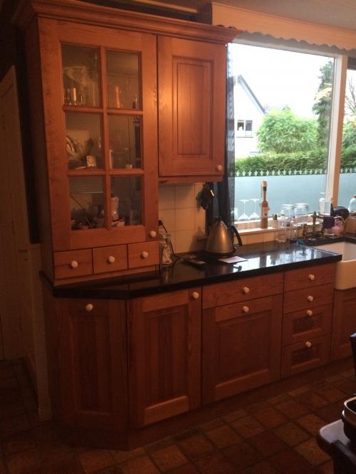 Oude Keuken Nieuwe Deurtjes : keuken renovatie voor na klus in elspeet keuken renovatie voor