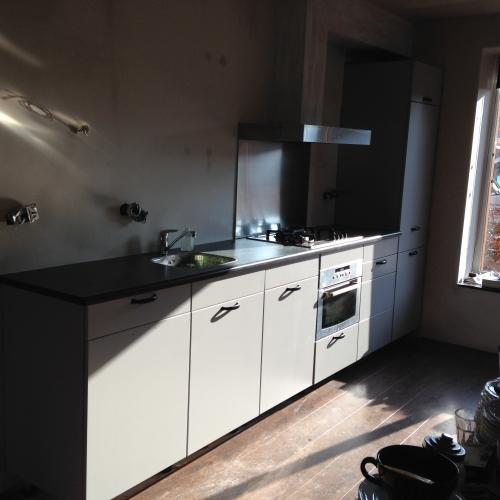 Oude Keuken Nieuwe Deurtjes : in lelystad keuken renovatie voor na klus in elspeet keuken renovatie